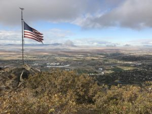 View of Farmington, Utah